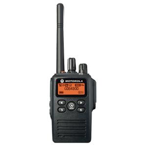 機種例:GDR4800 デジタル簡易業務用無線機