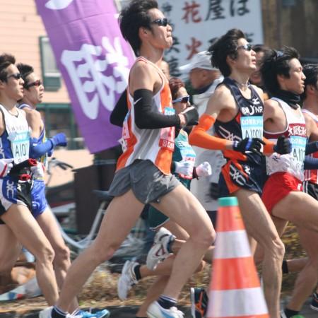 マラソン大会 K社様